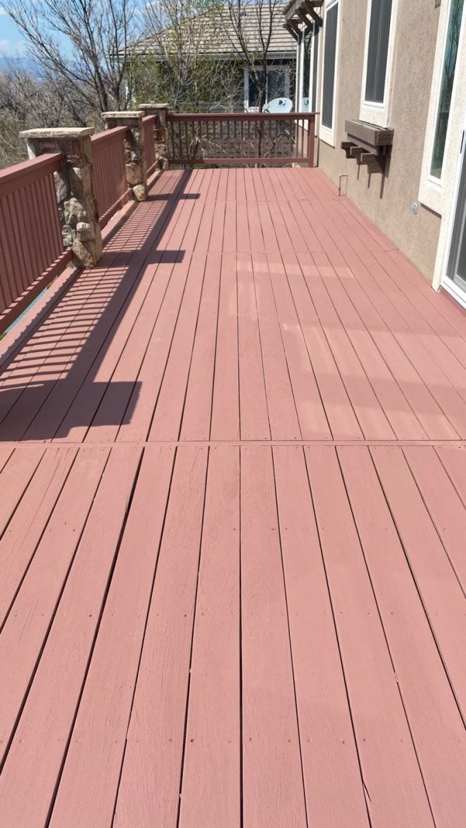 Fence And Deck Staining Gallery Kind Home Solutions