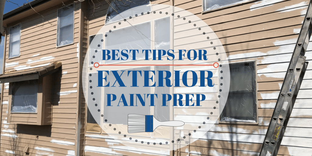 Exterior Paint Prep Learn How To Prep Your House For